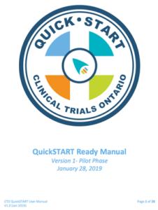QuickSTART Manual