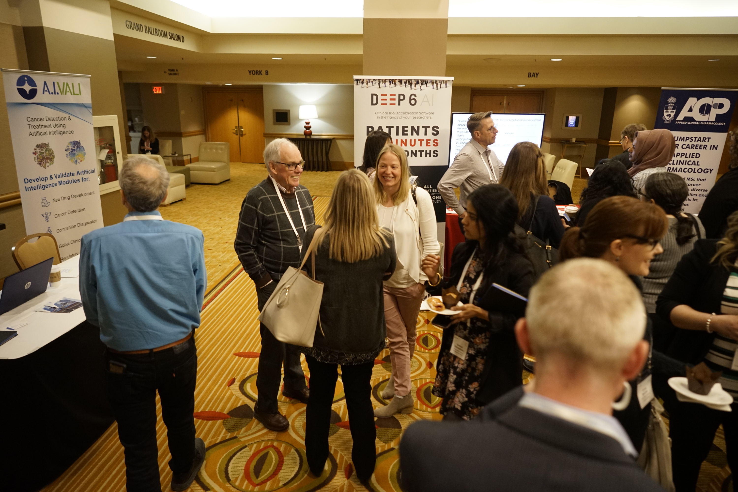 Innovation Showcase brings glimpses of future trends to CTO conference