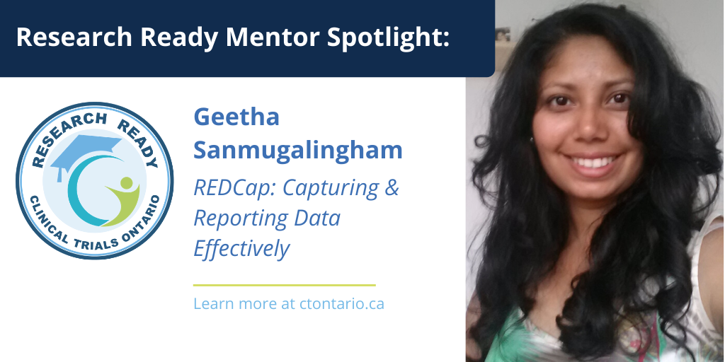 Successful First Research Ready Mentor Spotlight