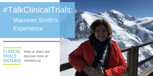 #TalkClinicalTrials: Maureen Smith's Experience