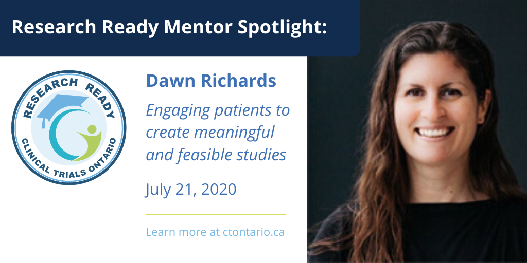 Research Ready Mentor Spotlight – July 2020