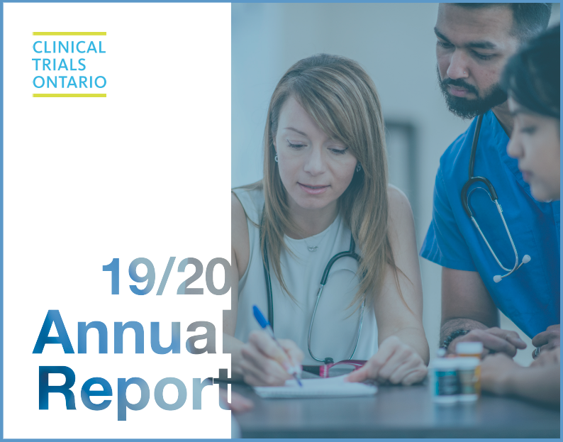 Clinical Trials Ontario's Year in Review: Clinical Trials in an Era of COVID-19