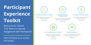 Introducing CTO's Participant Experience Toolkit