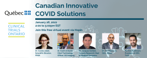 Canadian Innovative COVID Solutions