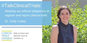 #TalkClinicalTrials: Meeting our ethical obligations to register and report clinical trials