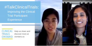 #TalkClinicalTrials: Improving the Clinical Trial Participant Experience
